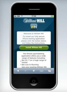 williams hill mobile
